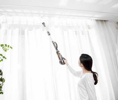 How To Clean My House Curtain?